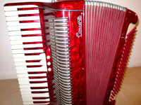 Used Accordion